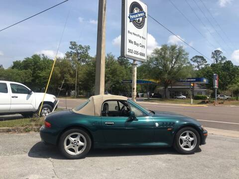 1998 BMW Z3 for sale at Popular Imports Auto Sales in Gainesville FL