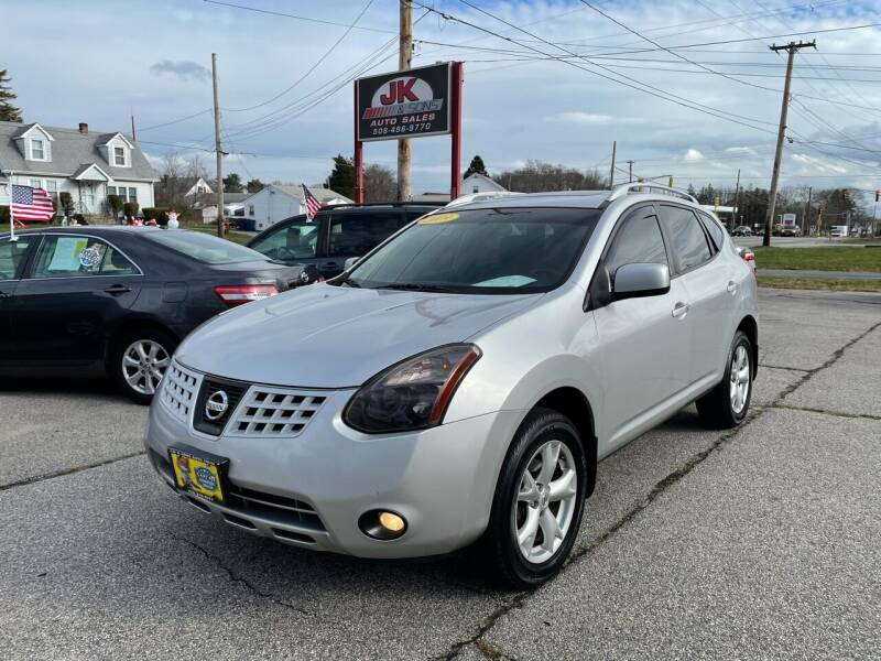 2009 Nissan Rogue for sale at JK & Sons Auto Sales in Westport MA