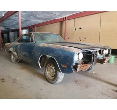 1970 Plymouth GTX for sale at Classic Car Deals in Cadillac MI