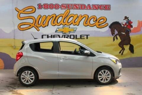 2018 Chevrolet Spark for sale at Sundance Chevrolet in Grand Ledge MI