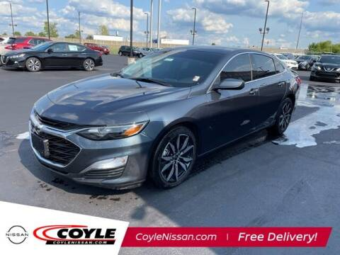 2020 Chevrolet Malibu for sale at COYLE GM - COYLE NISSAN - Coyle Nissan in Clarksville IN