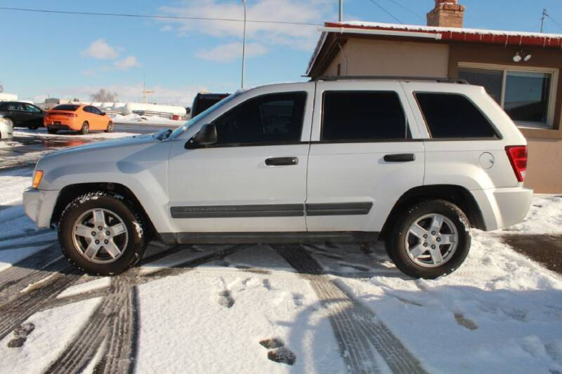 2006 Jeep Grand Cherokee for sale at Epic Auto in Idaho Falls ID