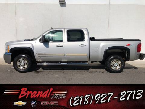 2009 Chevrolet Silverado 2500HD for sale at Brandl GM in Aitkin MN