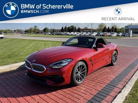 2019 BMW Z4 for sale at BMW of Schererville in Shererville IN