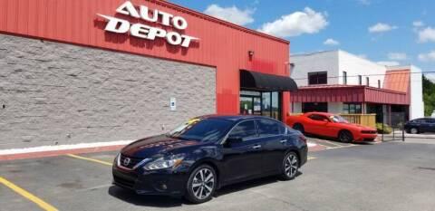 2017 Nissan Altima for sale at Auto Depot of Smyrna in Smyrna TN