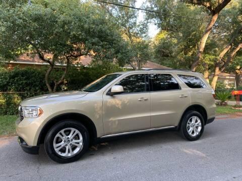 2012 Dodge Durango for sale at Asap Motors Inc in Fort Walton Beach FL