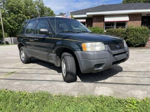 2003 Ford Escape for sale at L & M Auto Broker in Stone Mountain GA