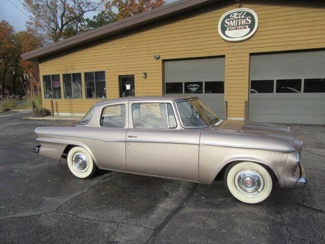 1962 Studebaker Lark for sale at Bill Smith Used Cars in Muskegon MI