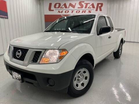 2017 Nissan Frontier for sale at Loan Star Motors in Humble TX