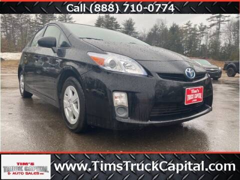 2011 Toyota Prius for sale at TTC AUTO OUTLET/TIM'S TRUCK CAPITAL & AUTO SALES INC ANNEX in Epsom NH