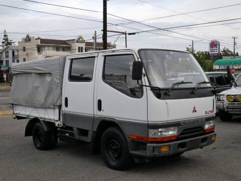 1994 Mitsubishi Canter Crew Cab for sale at JDM Car & Motorcycle LLC in Seattle WA