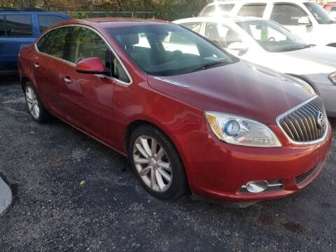 2013 Buick Verano for sale at 1st Quality Auto in Milwaukee WI