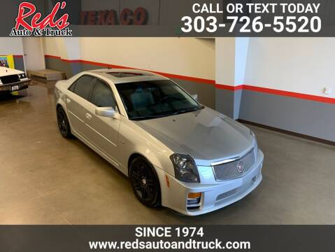 2005 Cadillac CTS-V for sale at Red's Auto and Truck in Longmont CO