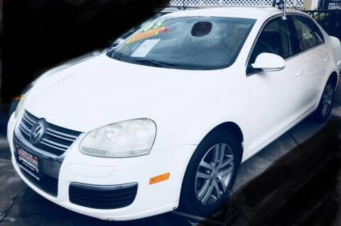 2005 Volkswagen Jetta for sale at Top Notch Auto Sales in San Jose CA