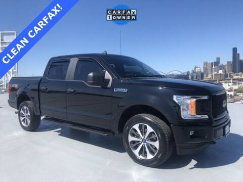2020 Ford F-150 for sale at Toyota of Seattle in Seattle WA