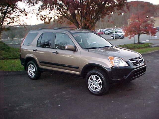 2004 Honda CR-V AWD EX 4dr SUV - Pittsburgh PA