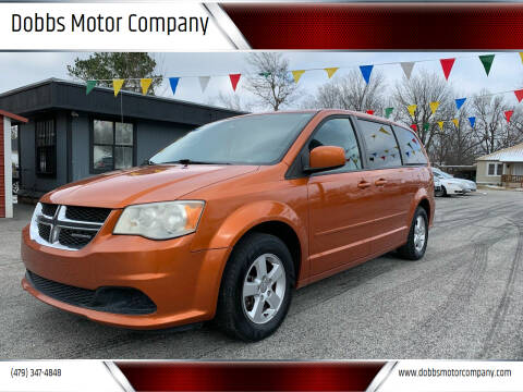 2011 Dodge Grand Caravan for sale at Dobbs Motor Company in Springdale AR