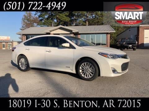 2014 Toyota Avalon Hybrid for sale at Smart Auto Sales of Benton in Benton AR