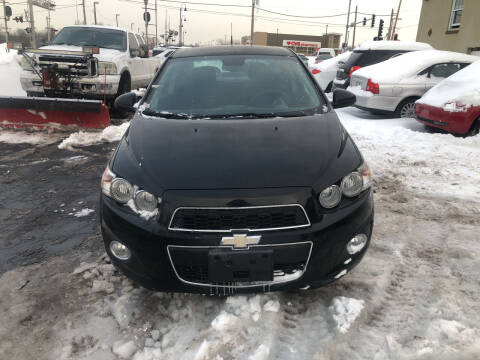 2012 Chevrolet Sonic for sale at Discovery Auto Sales in New Lenox IL