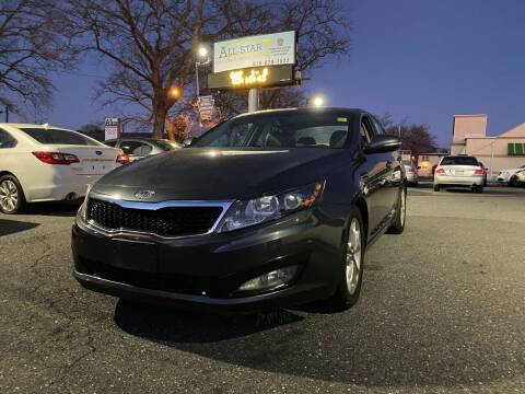 2011 Kia Optima for sale at All Star Auto Sales and Service LLC in Allentown PA