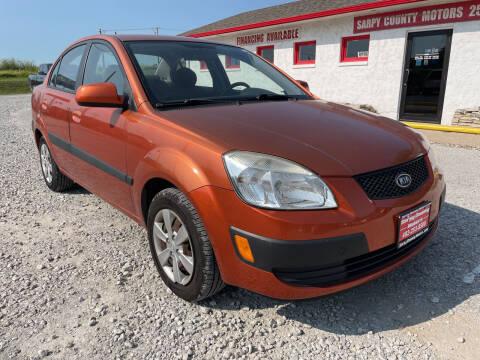 2009 Kia Rio for sale at Sarpy County Motors in Springfield NE