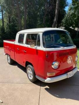 1969 Volkswagen Pickup for sale at Classic Car Deals in Cadillac MI