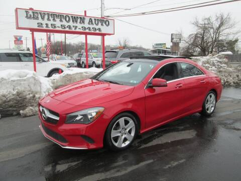 2017 Mercedes-Benz CLA for sale at Levittown Auto in Levittown PA