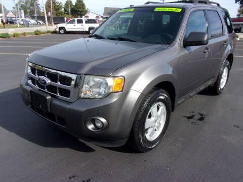 2011 Ford Escape for sale at Ideal Auto Sales, Inc. in Waukesha WI
