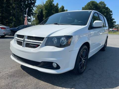 2017 Dodge Grand Caravan for sale at Airbase Auto Sales in Cabot AR