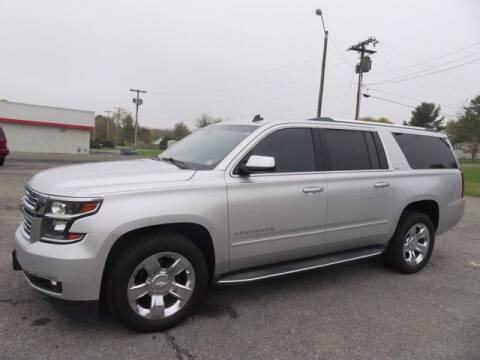 2015 Chevrolet Suburban for sale at DUNCAN SUZUKI in Pulaski VA