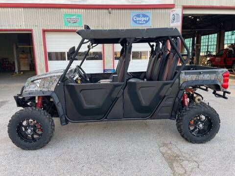 2018 Odes DOMINATOR 800 X4 LT for sale at JENTSCH MOTORS in Hearne TX
