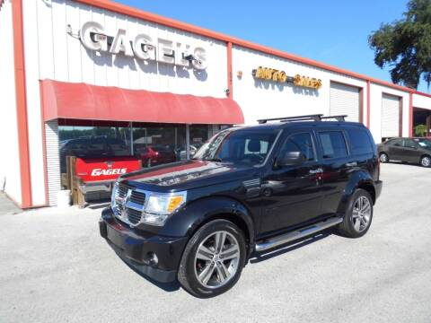 2011 Dodge Nitro for sale at Gagel's Auto Sales in Gibsonton FL