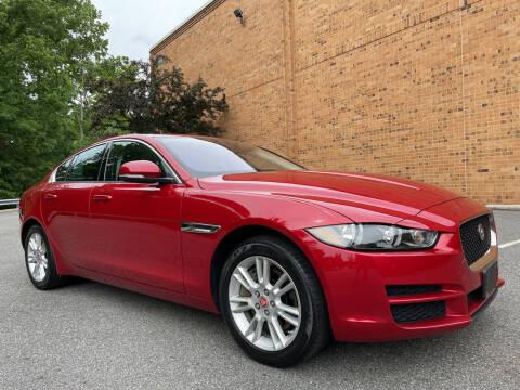 2018 Jaguar XE for sale at Vantage Auto Group - Vantage Auto Wholesale in Moonachie NJ