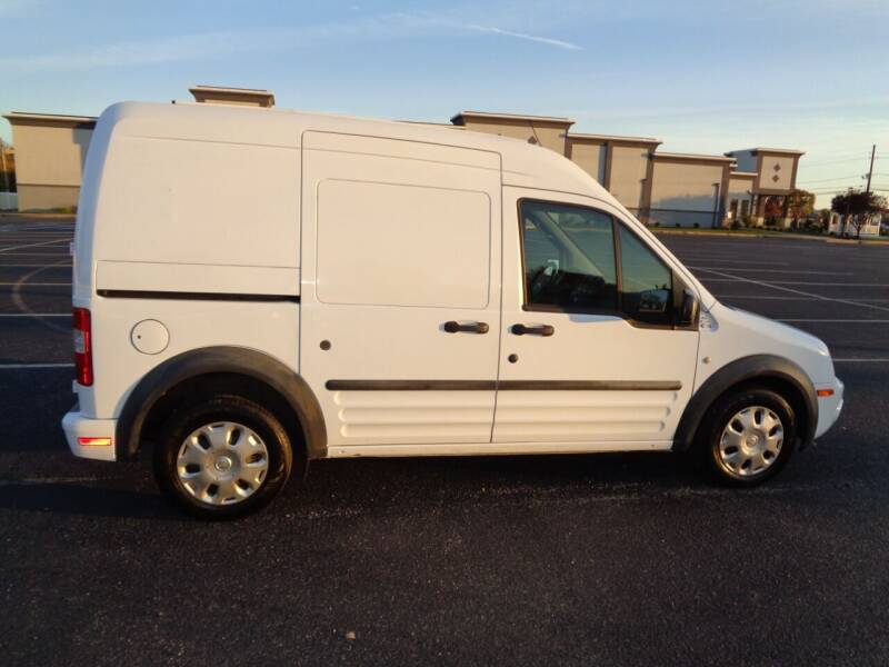 2012 Ford Transit Connect XLT 4dr Cargo Mini-Van w/o Side and Rear Glass - Palmyra NJ