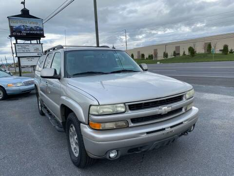 2004 Chevrolet Suburban for sale at A & D Auto Group LLC in Carlisle PA