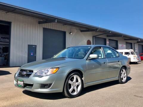 2009 Subaru Legacy for sale at DASH AUTO SALES LLC in Salem OR