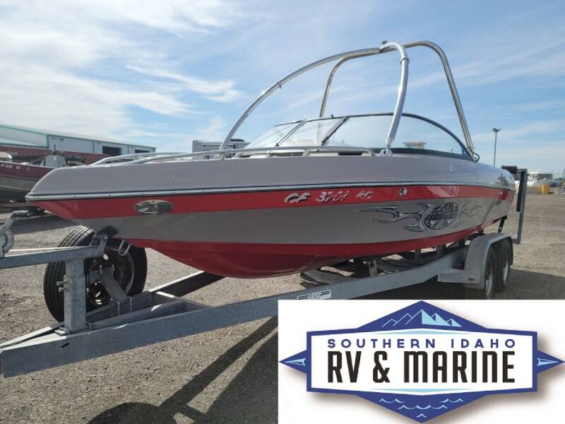 2004 MALIBU WAKESETTER VLX for sale at SOUTHERN IDAHO RV AND MARINE in Jerome ID