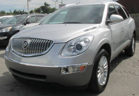 2011 Buick Enclave for sale at Express Auto Sales in Lexington KY