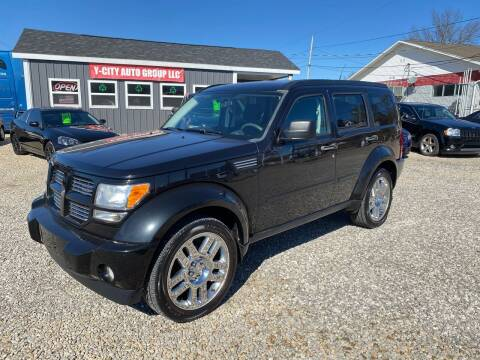 2011 Dodge Nitro for sale at Y City Auto Group in Zanesville OH