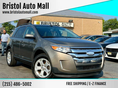 2013 Ford Edge for sale at Bristol Auto Mall in Levittown PA