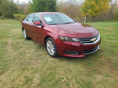 2017 Chevrolet Impala for sale at Lewis Blvd Auto Sales in Sioux City IA