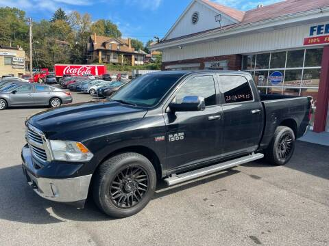 2015 RAM Ram Pickup 1500 for sale at Fellini Auto Sales & Service LLC in Pittsburgh PA