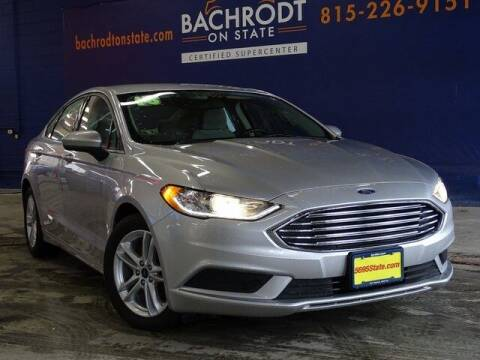 2018 Ford Fusion for sale at Bachrodt on State in Rockford IL