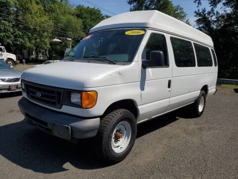 2006 Ford E-Series Cargo for sale at CENTRAL GROUP in Raritan NJ