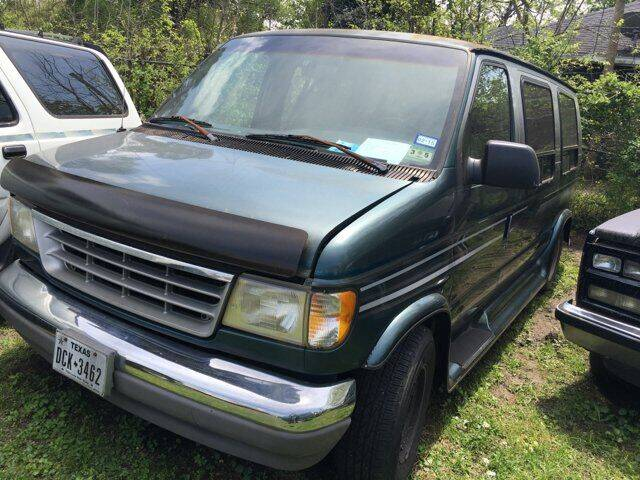 1996 Ford E-Series Cargo for sale at Ody's Autos in Houston TX