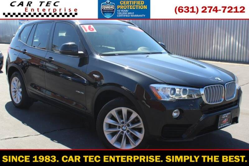 2016 BMW X3 for sale in Deer Park, NY