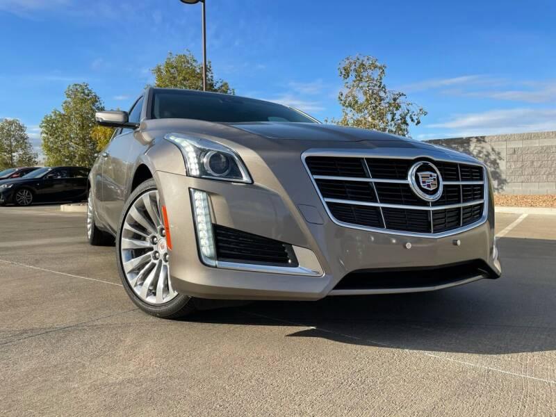 2014 Cadillac CTS for sale at Boktor Motors in Las Vegas NV