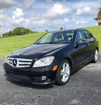2010 Mercedes-Benz C-Class for sale at GERMANY TECH in Boca Raton FL