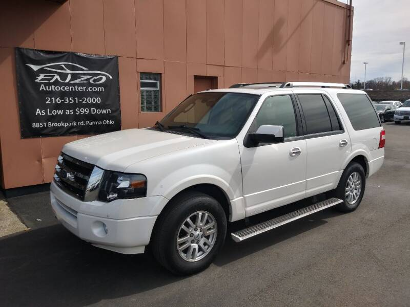 2012 Ford Expedition for sale at ENZO AUTO in Parma OH