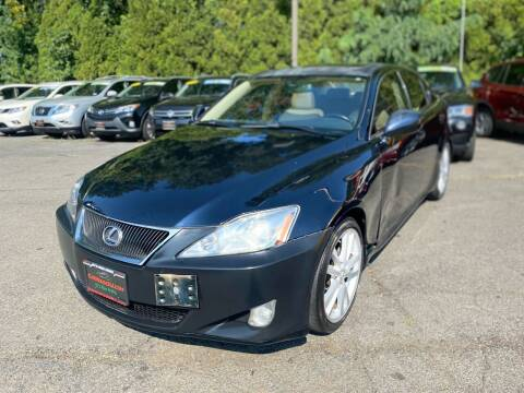 2006 Lexus IS 250 for sale at Bloomingdale Auto Group - The Car House in Butler NJ